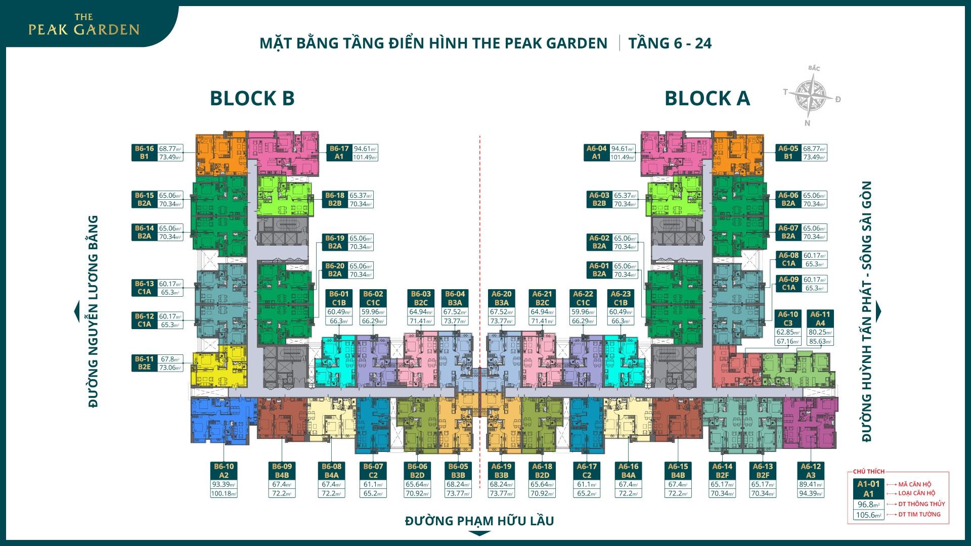 Mat Bang The Peak Garden Tang 6 24 2021