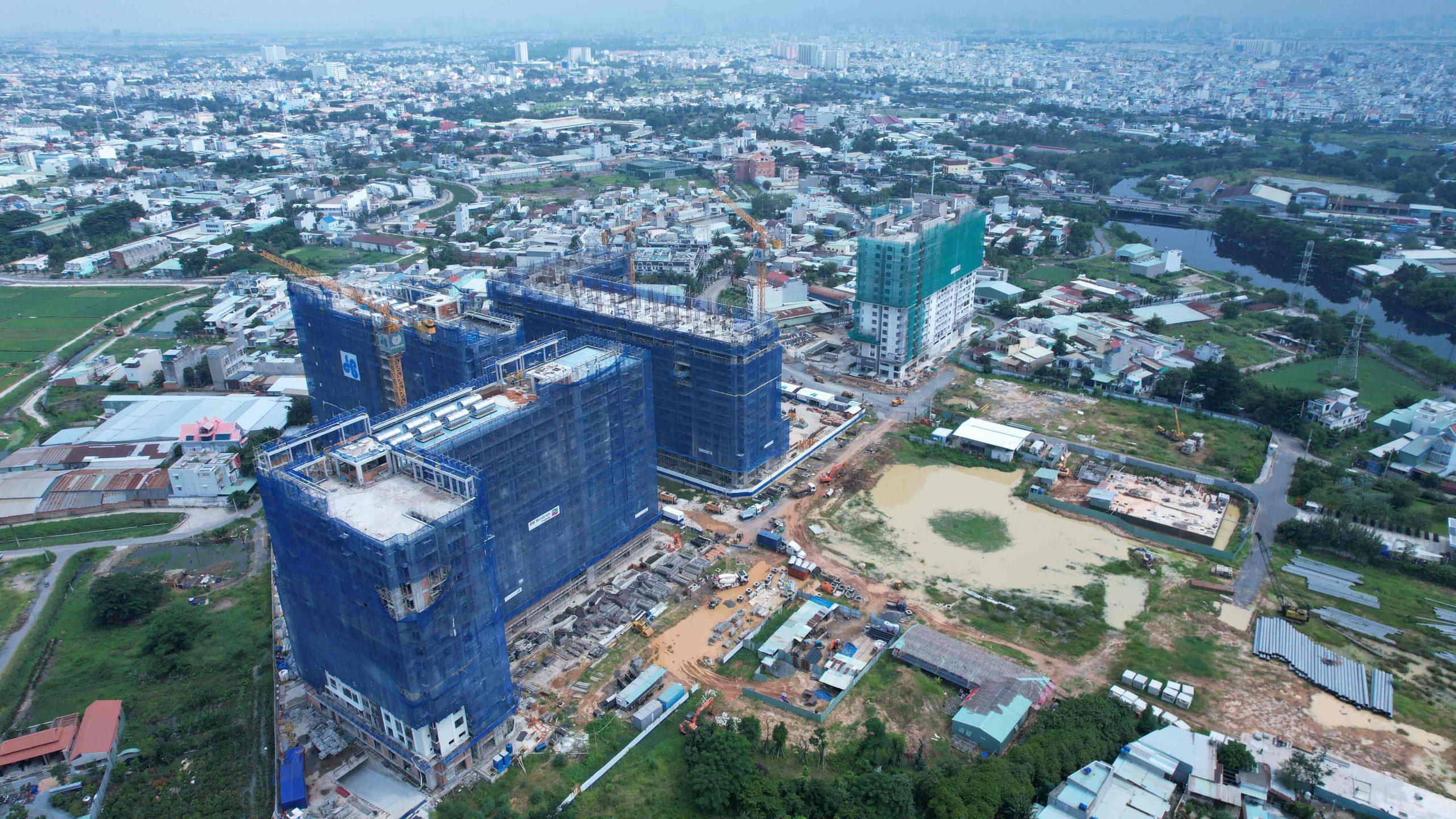 Tien Do Thi Cong Picity High Park 08 10 2021 2